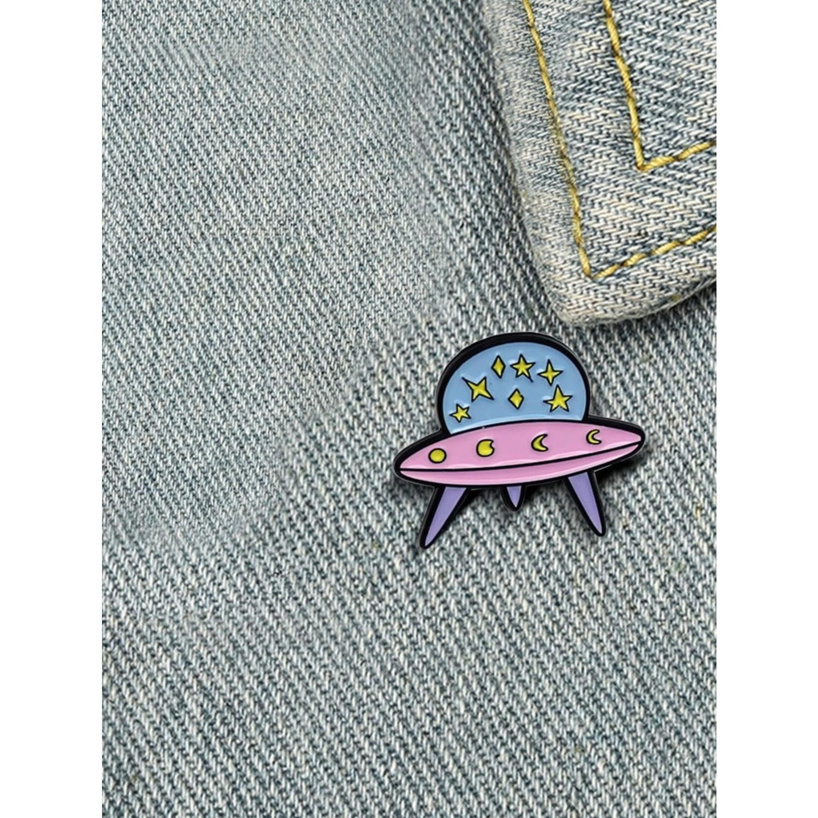 Pin - Tiny Flying Saucer