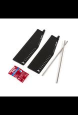 Hobie Hobie Turbo V2 Fin Kit for MD180 Black