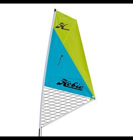 Hobie Hobie Sail Kit for Hobie Kayaks Chartreuse over Aqua