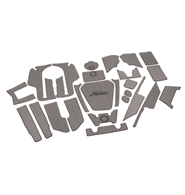 Hobie Hobie Mat Kit for Hobie Pro Angler 12 - Gray/Charcoal