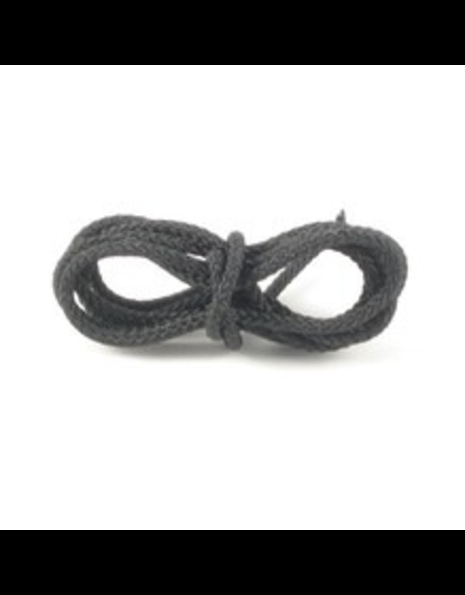 """Hobie Hobie Line - 1/8"""" Black Nylon Braid - Per foot, X-50"""