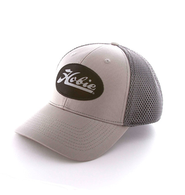 Hobie Hobie Hat, Gray/Black with Hobie Patch, S/M