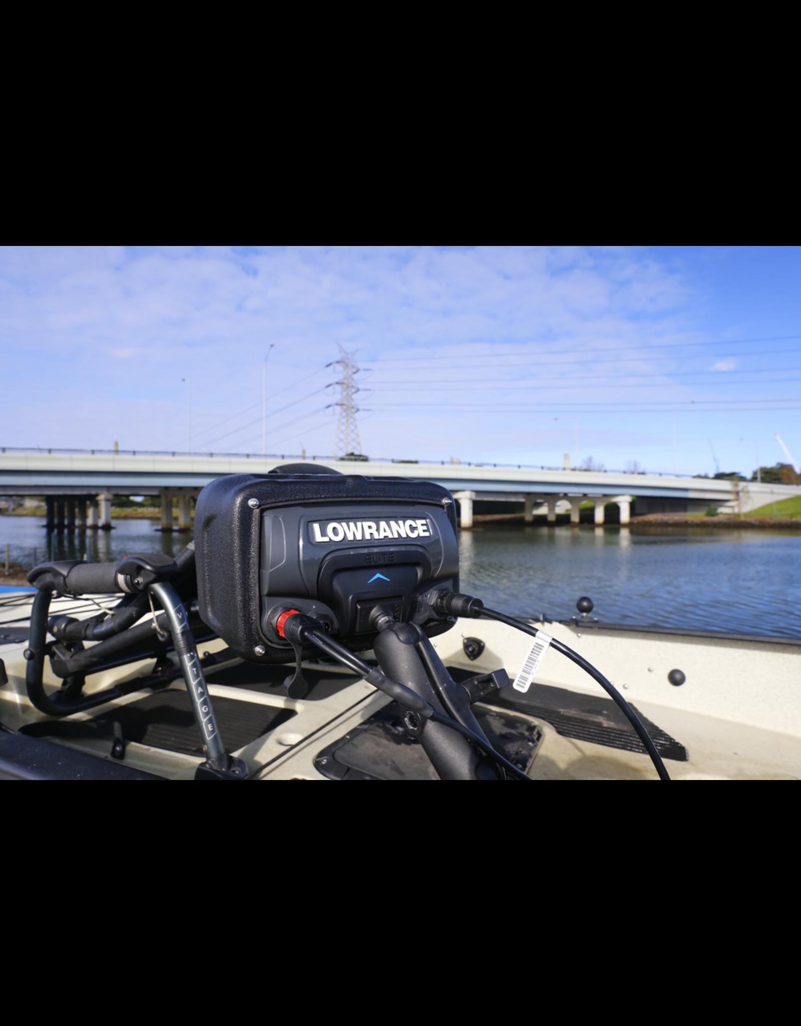 BerleyPro BerleyPro Fishfinder Visor for Lowrance Elite 7 TI - BP1708-B