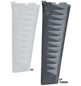 Hobie Hobie Mirage Replacement ST Turbo Fin - Gray