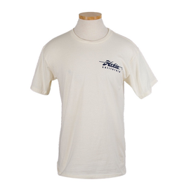 Hobie Hobie Classic Cream T-shirt, Short Sleeve, California