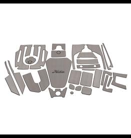 Hobie Mat Kit for Hobie Pro Angler 14 - Gray/Charcoal