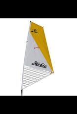 Hobie Hobie Sail Kit for Hobie inflatable Kayaks (ex. i11S) Papaya over White
