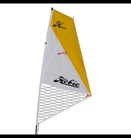 Hobie Sail Kit for Hobie inflatable Kayaks (ex. i11S) Papaya over White