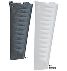 Hobie Mirage Replacement ST Standard Fin - Gray