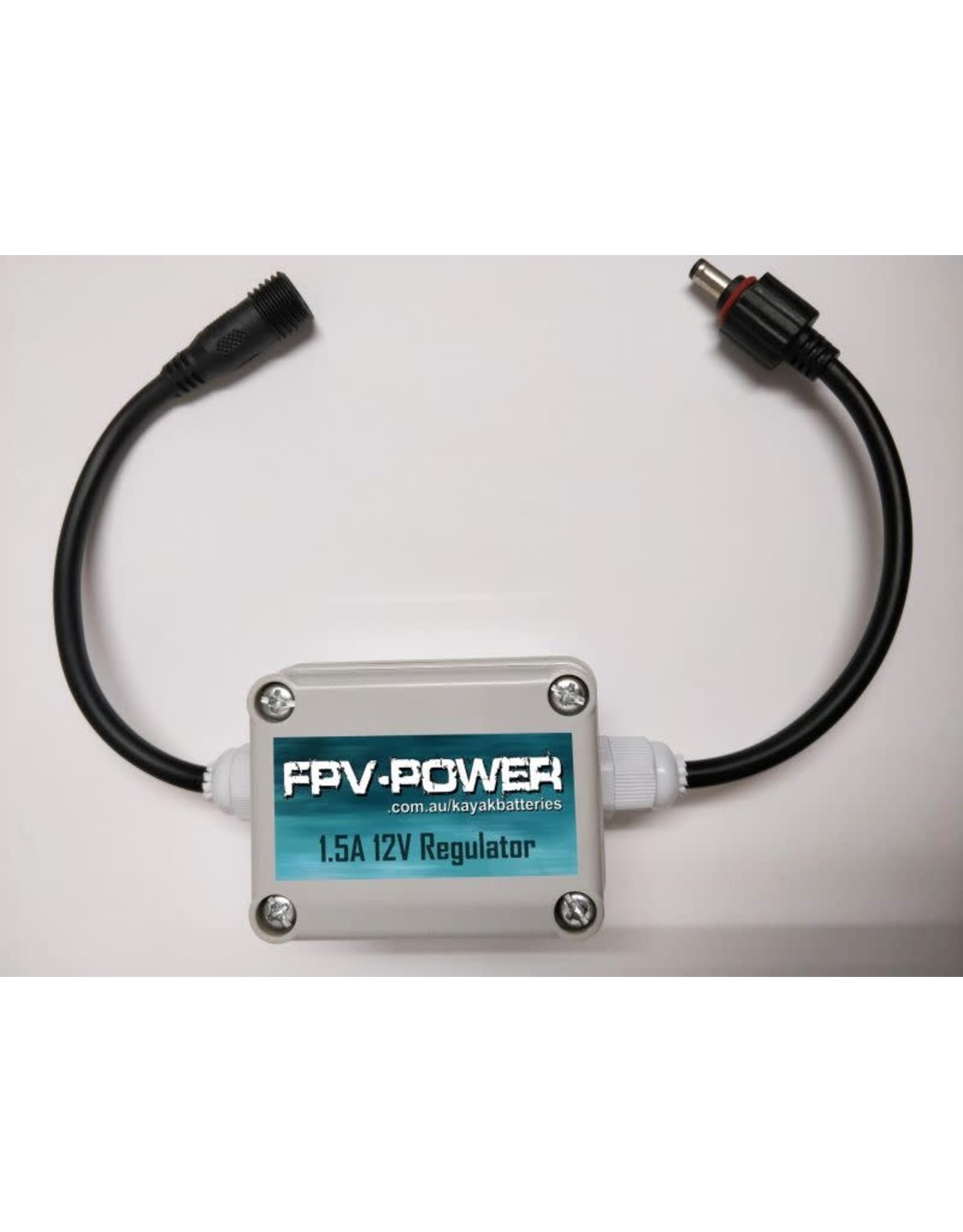 FPV FPV10149 - Power Regulator 12V 1.5A