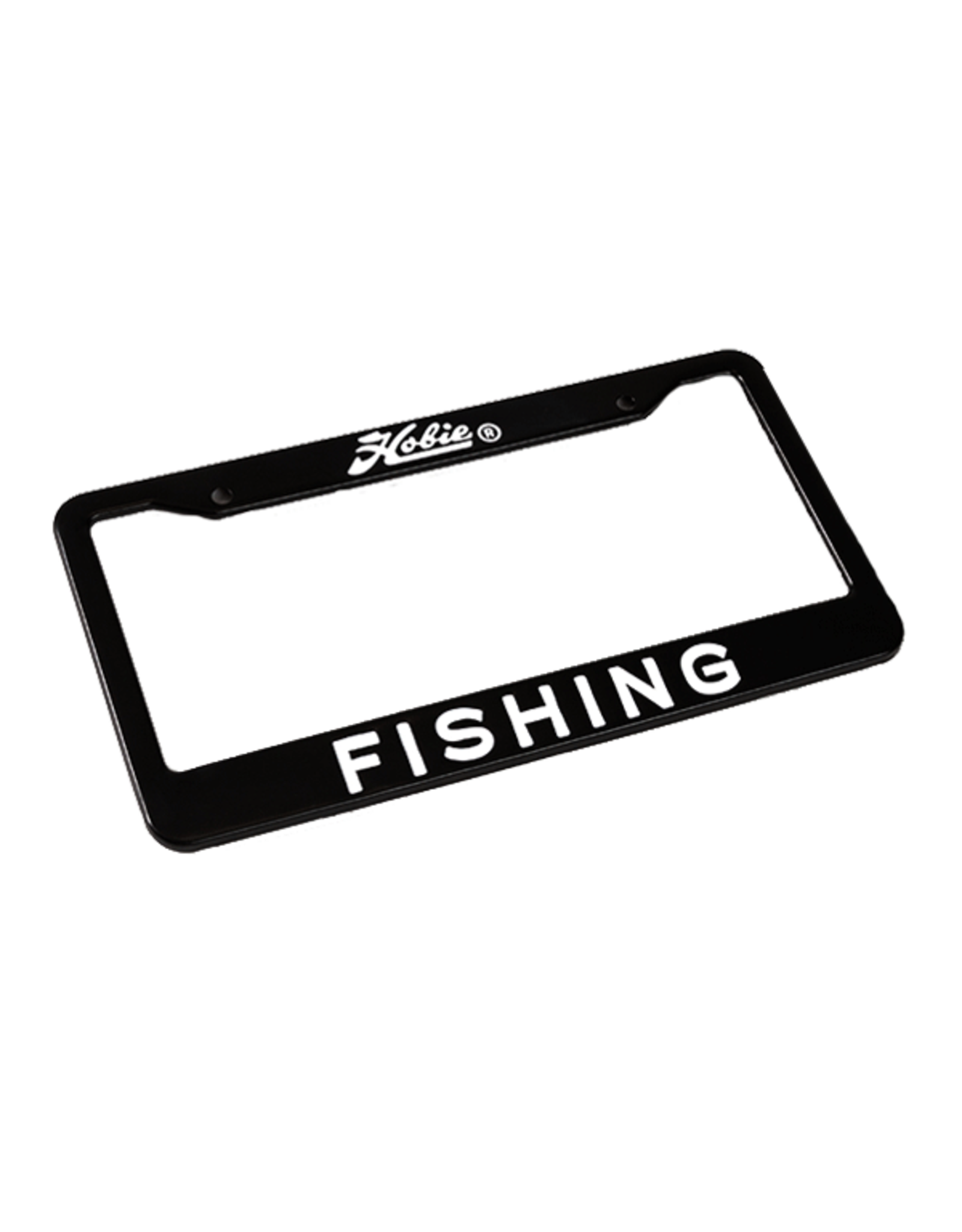 "Hobie Hobie License Frame - ""Hobie Fishing"""
