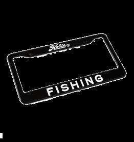 "Hobie License Frame - ""Hobie Fishing"""