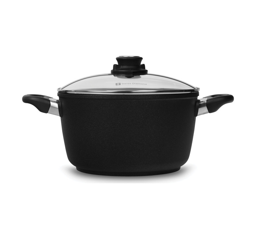 """XD Soup Pot with Lid - 9.5"""", 5.5 QT (5.2 L)"""