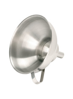Norpro Funnel W/Spout, 2 Pc Stainless Steel