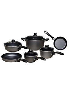 Swiss Diamond XD 10 Pc. Nonstick Cookware Set