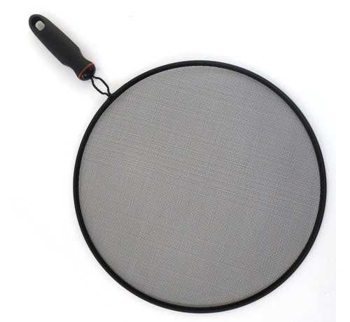 "Norpro Grip-Ez 13"" Splatter Screen Non-stick"