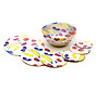 Bowl Covers, 6pc Set