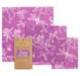 3 Pack Assorted Sizes Clover Print