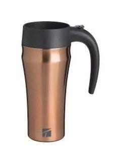 Trudeau Journey Insulated Travel Mug 16 Oz. Copper