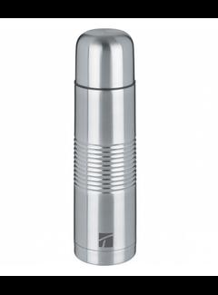 Trudeau Mirror Vacuum Insulated Flask 16 Oz.