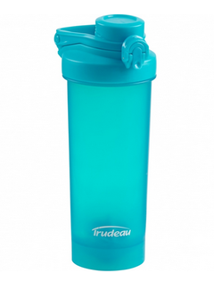 Trudeau Promixer Shaker Bottle Blue