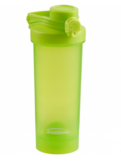 Trudeau Promixer Shaker Bottle Lime