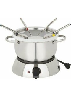 Trudeau Alto 3-IN-1 Electric Fondue Set 13 Pc.