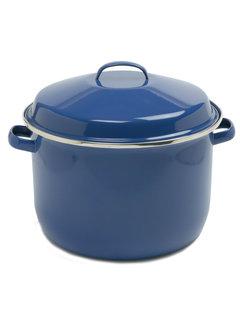 Norpro 18 QT Porcelain Enamel Canning Pot