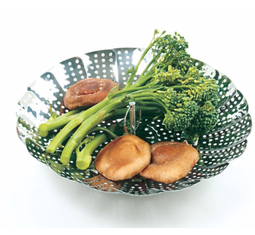 Vegetable Steamer - Stainless Steel
