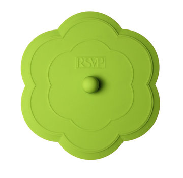 RSVP Endurance® Silicone Drain Stopper - Green