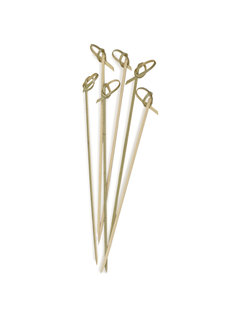 RSVP Endurance® Bamboo Appetizer Knot Picks – 6½""