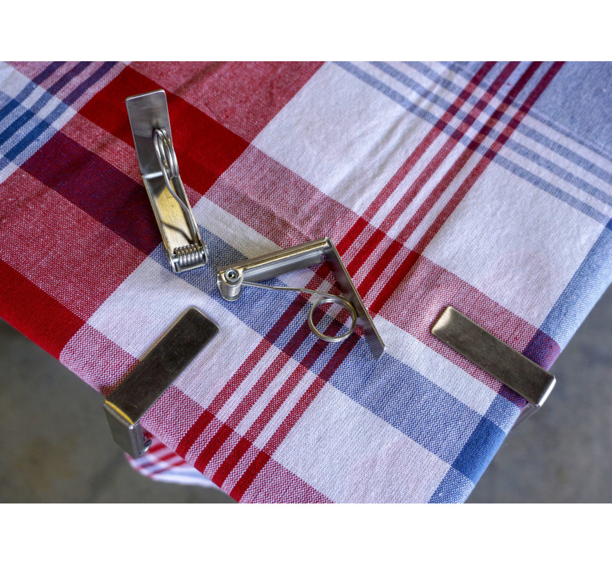 Tablecloth Clips (set of 4)