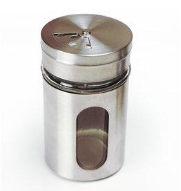 RSVP Endurance® Glass Spice Shaker – 3 oz.
