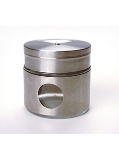 RSVP Endurance® Glass Spice Shaker - 3.5 oz.