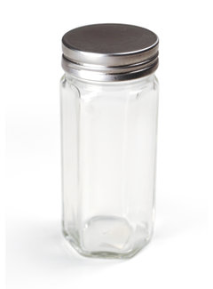 RSVP Endurance® Hexagonal Spice Bottle – Clear