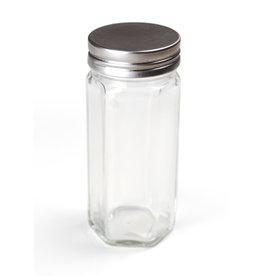 RSVP Endurance® Hexagonal Spice Bottle – Clear