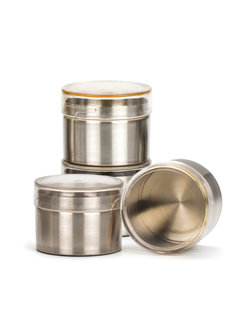 RSVP Endurance® Magnetic Clear-Top Can - 4 oz.