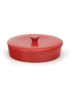 "RSVP Endurance® Tortilla Warmer – 10"" Red"