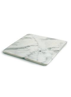 RSVP Endurance® White Marble Pastry Slab