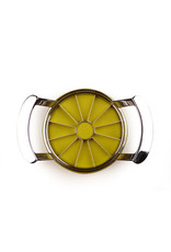 RSVP Endurance® Jumbo Apple Slicer w/ Serrated Blades and Plastic Cover