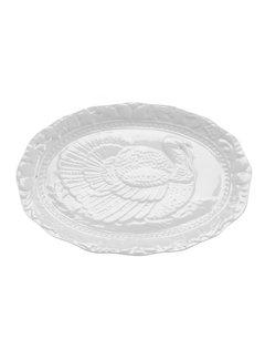 "Harold Import Company Inc. Turkey Platter 17.5"""