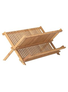 Helen's Asian Kitchen Dish Rack Bamboo