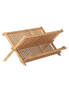 Helen's Asian Kitchen Dish Rack Bamboo