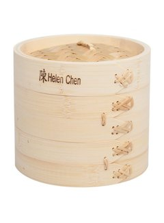 Helen's Asian Kitchen Bamboo Steamer 6""