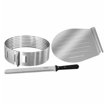 Zenker Layer Cake Slicer, Stainless Steel