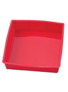 Mrs. Anderson's Cake Pan Silicone 9 X 9 Square