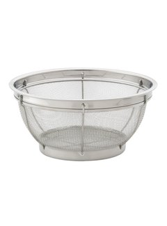 """Harold Import Company Inc. Stainless Steel Mesh Colander 10"""""""