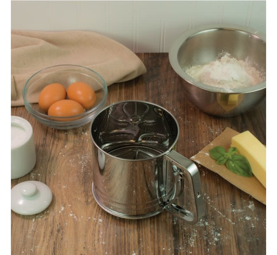 Sifter 5 Cup Squeeze S/S
