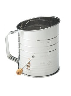 Mrs. Anderson's Sifter 5 Cup Crank S/S