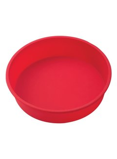 "Mrs. Anderson's Cake Pan Silicone 9.5"" Round"